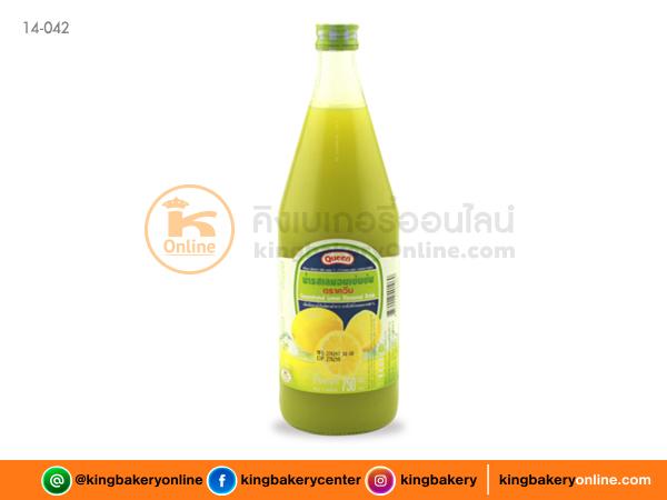 น้ำมะนาว ควีน (ลังX12ขวด)